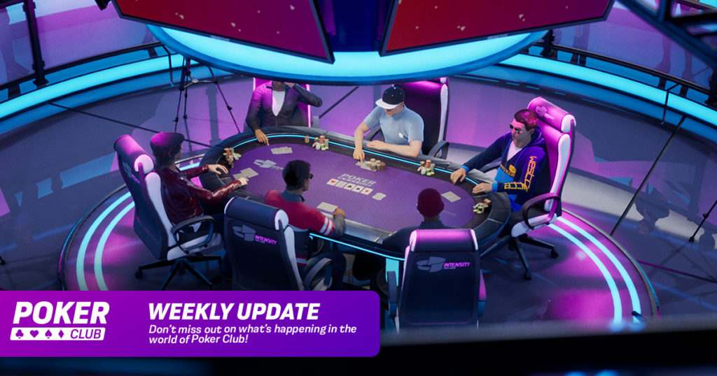 Poker Club Round Up November 13th Poker Club